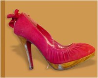 Girls High Heel Sandal