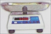 Weighing Machine With Tray