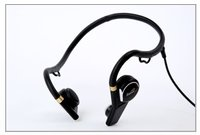 Brand New Bone Conduction Headset With Skin Conduction Microphone Unit