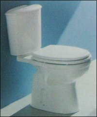 Karla P And S Trap-Floor Mounted Water Closet