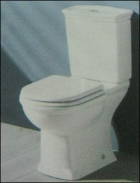 Washington P Trap-Floor Mounted Water Closet