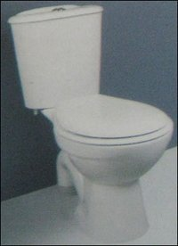 Orchid P And S Trap-Floor Mounted Water Closet