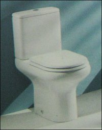 Compact P Trap-Floor Mounted Water Closet