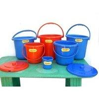 Durable Plastic Buckets