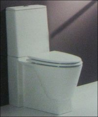 Mistral P Trap-Floor Mounted Water Closet