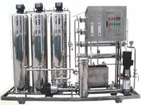 Industrial Water Purification Systems (Plant Capacity 1000 LPH Fully Auto)