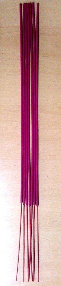 16 Inch Pink Raw Agarbatti
