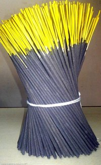 8 Inch Charcoal Base Raw Agarbatti