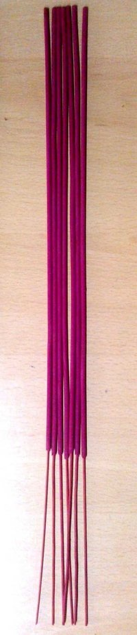 8 Inch Pink Raw Agarbatti