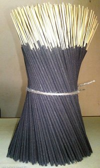 9 Inch Charcoal Base Raw Agarbatti