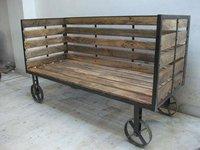 Iron Cart Sofa