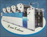 Four Colour Printing Machines