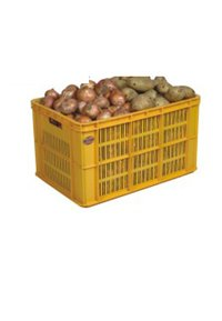 Vegetable Fabrication Jaali Crate