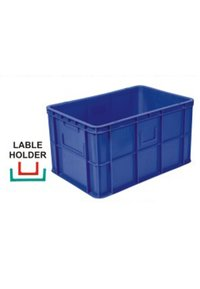 Close Handle Plastic Crate (Model 2022)