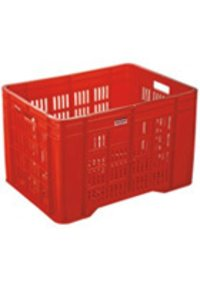 Plastic Jumbo Crate (Model 8001)