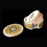 Marble Roaster Coasters