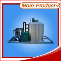 1-60 Ton Industrial Flake Ice Machine