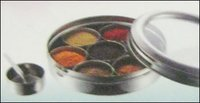 Stainless Steel Sleek Masala Dabba
