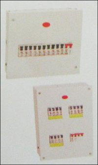 Single Door Mcb Distribution Board