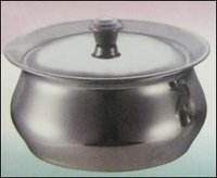 Stainless Steel Saloni Handi