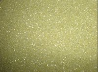 Synthetic Diamond Grit (Yellow And Green)