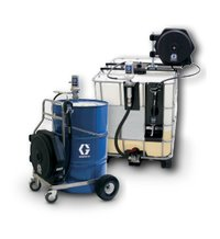 Graco Air-Operated Lubrication System, (Graco LED)