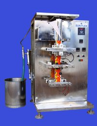 Ginger Garlic Paste Packaing Machine