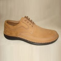 Brown Color Men Party Wear Shoe