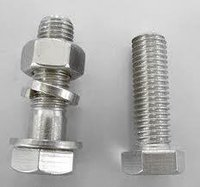 Stainless Steel Nut And Bolt