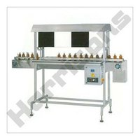 Bottle Inspection Table