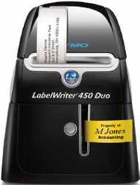 DYMO LabelWriter 450 Duo Labels Maker