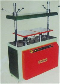 Hydraulic Book Press Machine