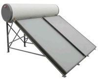 Flat Plate Solar Water Heaters