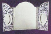 Silver Photo Frame W037