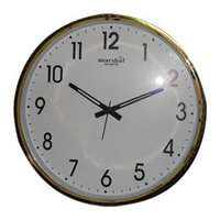 Golden Touch Wall Clock