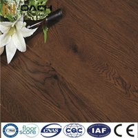 Smooth Feather Surface Wooden Floor