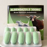 Albendazole Tablet For Animal