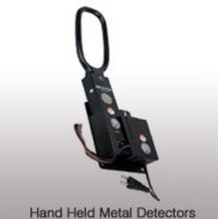 Hand Held Metal Detector (HHMD-01)