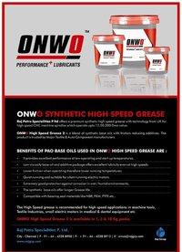 Onwo High Speed Grease 2