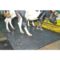Cow Rubber Mats
