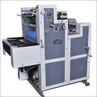 Offset Poly Bag Printing Machine