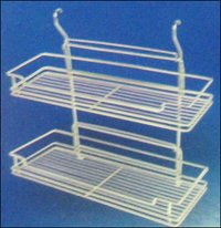 Double Basket Detergent Holder