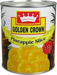 Golden Crown Pineapple Slice (Premium)