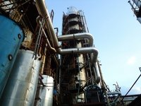 Fully Automatic Plastic And Tyre Pyrolysis Turnkey Plant
