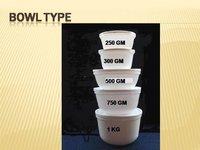 Plastic Bowl Box