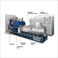 Gas Based Generator Set