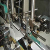 Corrugated Box Pasting Machines