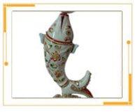 Marble Designer Fish