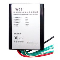 Wind Charge Controller for Wind Turbine Generator
