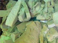 Waste Memory Foam Scrap For Pillow